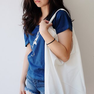 [Fasti Years] Single Shoulder Bag - White Large