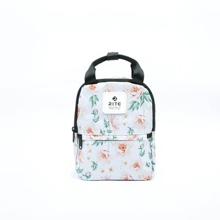 [RITE] Le Tour Series - Dual-use Mini Backpack - Flower Shallow