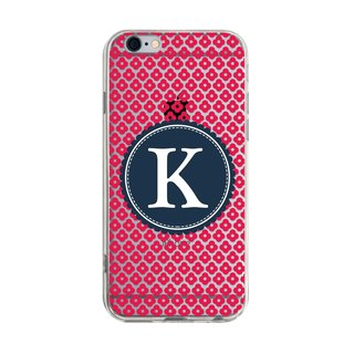 Letter K - Samsung S5 S6 S7 note4 note5 iPhone 5 5s 6 6s 6 plus 7 7 plus ASUS HTC m9 Sony LG G4 G5 v10 phone shell mobile phone sets phone shell phone case