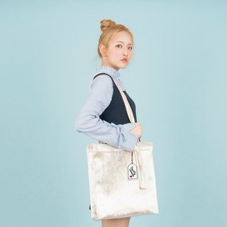 Dear My Universe Moonlight Shoulder Bag - Cream White