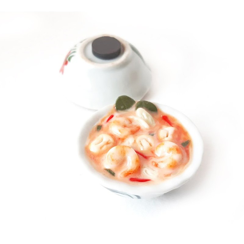 Tom Yum shrimp magnet