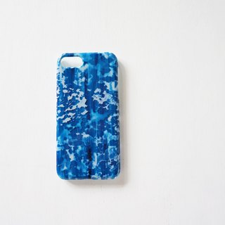 Blue World   iphone cover   sky and rain and drops