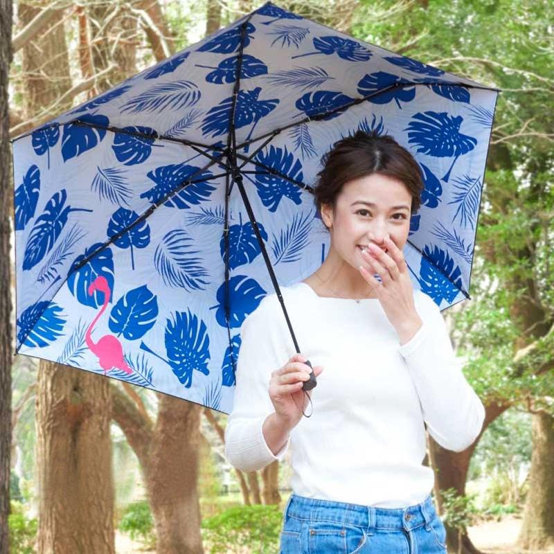 日本Solshade | 北歐風全遮光紅鶴傘