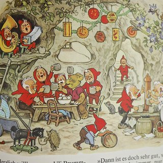 German ancient picture book