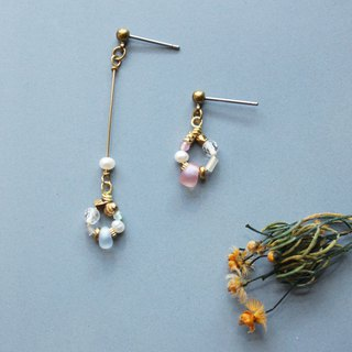 Ethereal - earring  clip-on earring