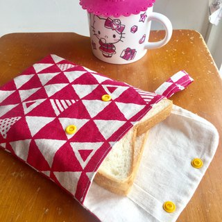 Wen Qingfeng Environmental Toast Sandwich Bread Storage Bag