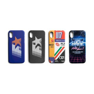 Filter017 Dazzle Shield iPhone X Case 手機保護殼