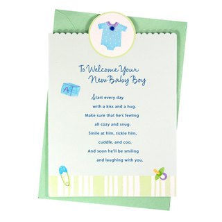 Telling stories for boys (Hallmark - Card Baby Hershey)