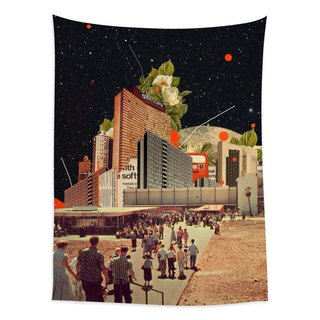 Software Road- Home Decor Home Decor Wall Mural Wall Tapestry Wall Decorating Fresco Home Decoration Hanging Decoration Interior Design Event Layout -Frank