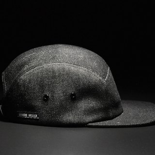 ENDURE / side small sign / five split hat