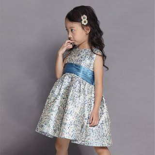 Ángeles-gorgeous after the tie dress (7-8Y)
