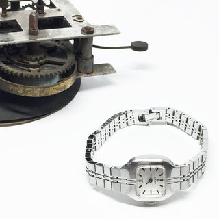 1970s Rado square antique mechanical watch
