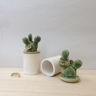 Cactus ring holder box | Accessories box