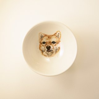 Hand-painted small cup small cup -12 Zodiac dog