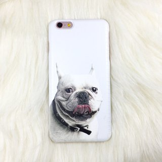 Graduation Travel Gift Law Dog Mobile Shell iPhone 8 / 8 Plus / iPhone 7 / 7 Plus Easy You Card Mobile Shell