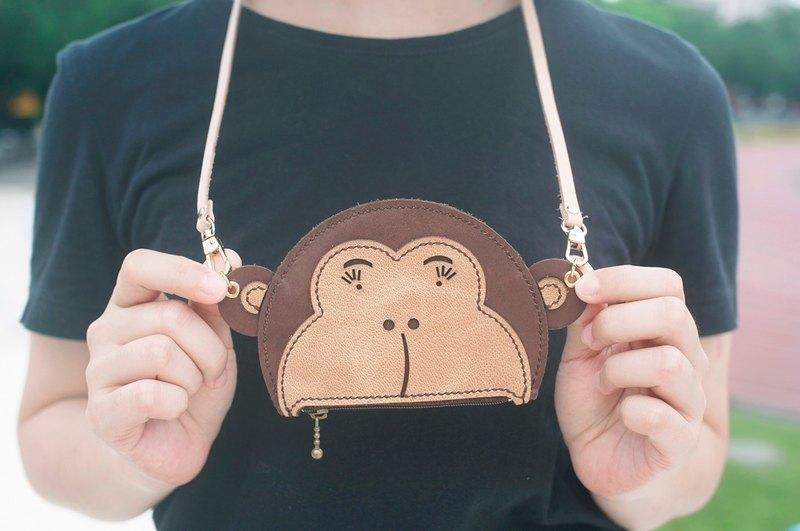 皮皮猴 零錢包