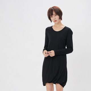 Lydia Rotation Dress/Black