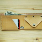 Leather Coin Wallet, Leather Bifold Wallet, Coin Wallet,Personalized & Monogram Wallet Groomsmen Gif..