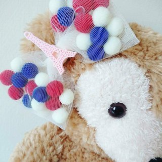 Bonbon Baby Candy Ball Manual Hairpin_Paris Tower