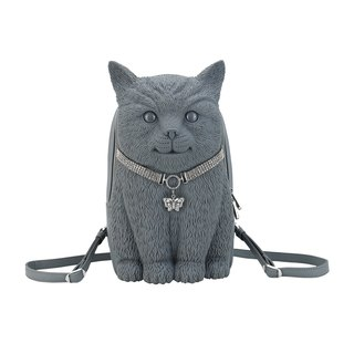 Adamo 3D Bag Original Mui Mui Cat Backpack
