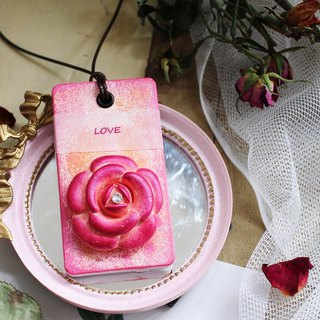 [蕾安柏]Camellia extended incense stone │ wedding small things │ Valentine's Day gift │ fragrance │ car interior ornaments