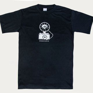 Final Sale T-Shirt - Vintage Camera Halina 35X