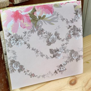 [Good day hand made] Hannah Zheng Love flower hand sewing book