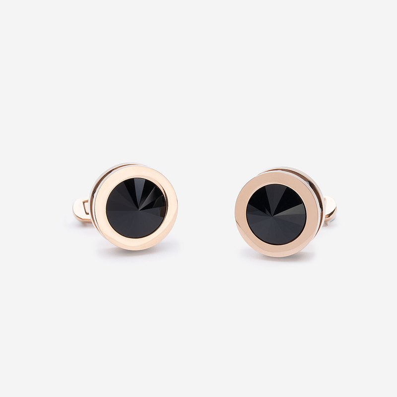 Maverick & Co. - Empire Cufflinks (Rosegold)