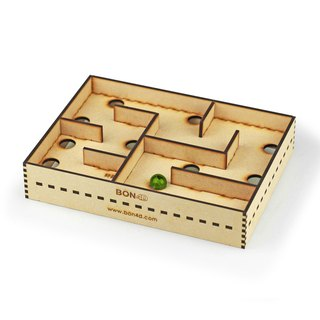Pinball _ balance board game / Family Games / Pinball / Wooden Toys / Gifts / Toys