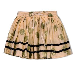 Madhvai Girl' Peach Skirt