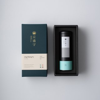 Single pot gift box - such as water blue - fragrance Alishan Oolong 100g