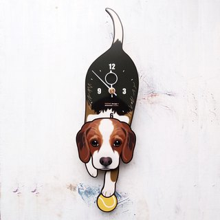 D-149 Beagle - Pet's pendulum clock