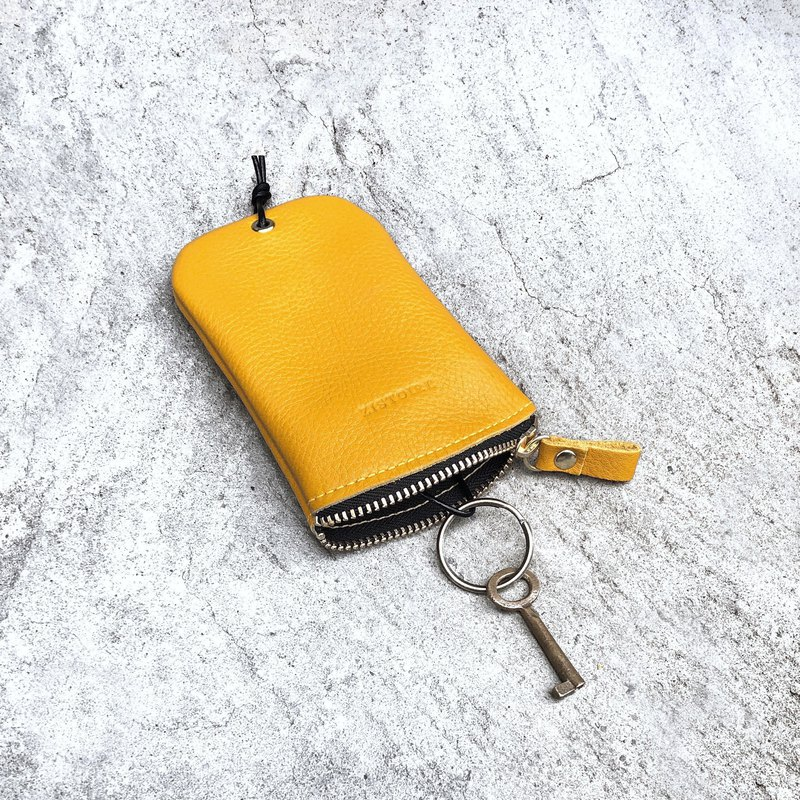 【Keys' Sweet Home / Key Case】ZiBAG-031/Apricot
