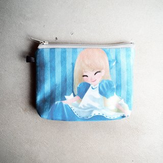 Hand sandwich purse ▌ ▌ salute Alice Alice in Wonderland
