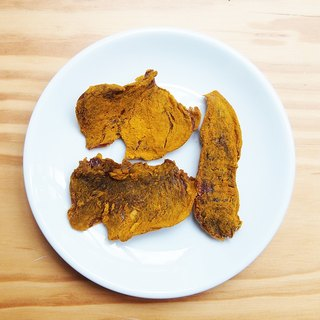 [Canine and Cat Snacks]Organic Turmeric Pig 60g