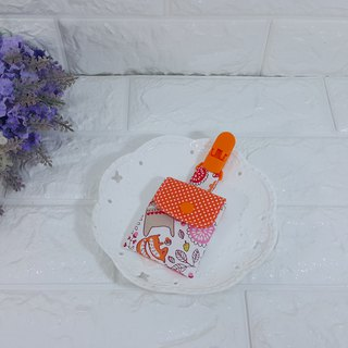 Stroll in the spring peace bag holder (powder orange) - spot