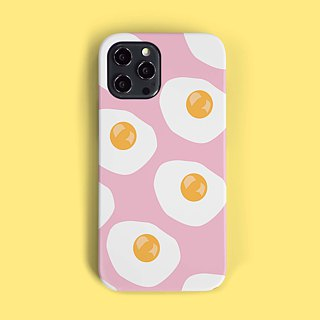 Egg /pink Phone case