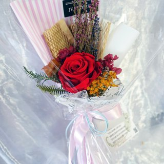 [lover bouquet] no long flower bouquet / give her passionate red rose