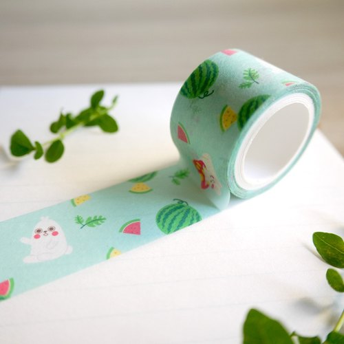 G.T- Watermelon Masking Tape
