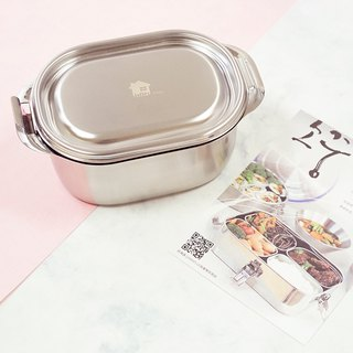 【Box】 304 stainless steel tableware series - Fog Light No. 1 (about 400ml)