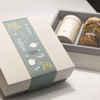 [Food tea gift box] Fresh frozen top. Natural dried fruit