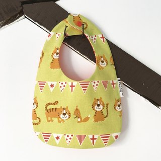 Double Sided Bib - More Than Two Tigers