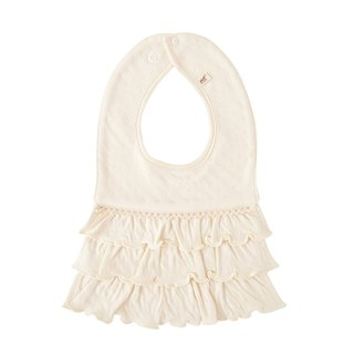 [SISSO organic cotton] honey sweetheart bib