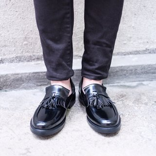 Placebo Classic Black loafer