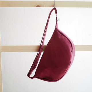 MAROON TOP BAG