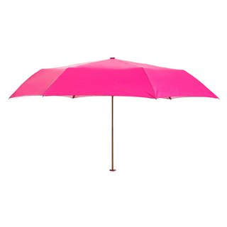 Extremely light super mini metal paint hand open umbrella summer essential sun umbrella