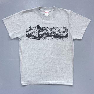 Mountains -Unisex crew neck T-shirt
