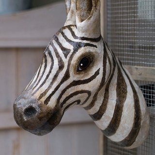 Wall decoration - zebra