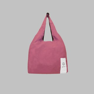 grion waterproof bag - Shoulder dorsal section (M) pink and purple