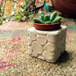 Wall potential debut! Magnet pot (Stone models) ~!
